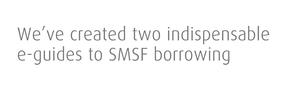 We've created two indispensable e-guides to SMSF borrowing.